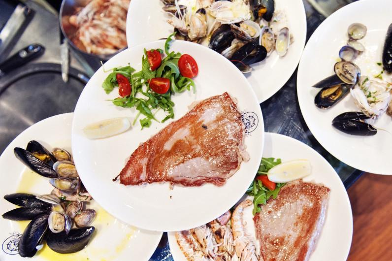 secondi pesce recchi fish restaurant