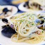 spaghetti pesce recchi fish restaurant